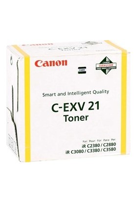 Canon İR-C3080 Sarı Toner