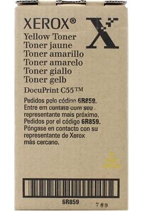 Xerox Docuprint C55 Sarı Toner