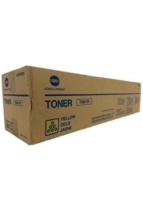 Konica Minolta TN-613 Sarı Toner