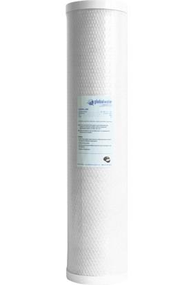 Global Water Solutions 20 Inc Jumbo Cto Blok Karbon Filtre
