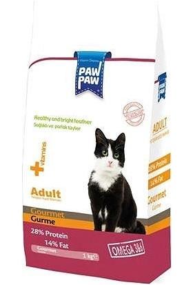 Pawpaw Gurme Yetişkin Kedi Maması 1 kg