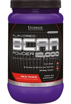 Ultimate Nutrition Bcaa Powder Fruıt Punch 457 Gr