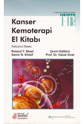Kanser Kemoterapi El Kitabı-Samir N. Khleif
