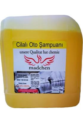 Madchen Cilalı Oto Şampuanı 5 Lt