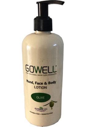Gowell El ve Vücut Losyonu Zeytin Yağlı 400 ml