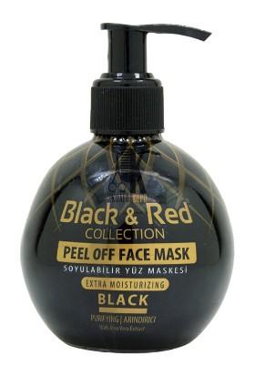 Black Red Soyulabilir Siyah Maske Arındırıcı 250 ml