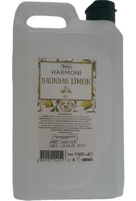 Torku Harmoni Limon Kolonya 80 Derece 1000 ml