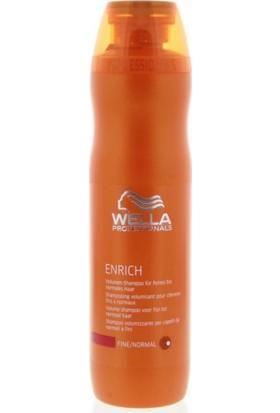 Wella Enrich Fine Şampuan 250 ml