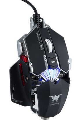 Onikuma Combatwing CW20 PRO 8000DPI Gaming Mouse