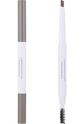 Miniso Otomatik Kaş Kalemi (Kahverengi)