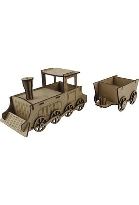 Okutan Hobi MS7 Tren Maketi