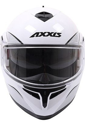 Axxis Sv Roc Solid Gloss Pearl White L