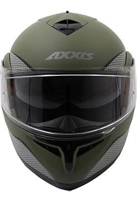 Axxis Roc Sv Solid Matt Green M
