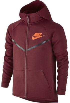 Nike B Nsw Tch Flc Wr Erkek Çocuk Spor Ceket 804730-625