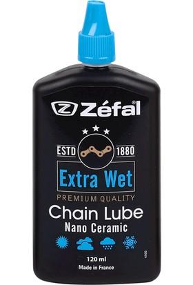 Zefal Extra Wet Lube Zincir Yağı 120ML