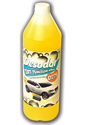 Desodor D279 Zift Sökücü 1 l