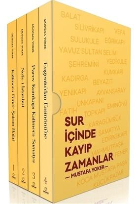 Sur İçinde Kayıp Zamanlar (4 Kitap Takım) - Mustafa Yoker
