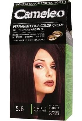Delia Cameleo Hair Coloring Shampoo 5.6