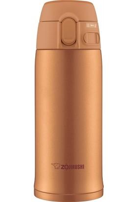 Zojirushi SM-TA36 Vakumlu Termos Bardak Matara 0.36L Honey Gold