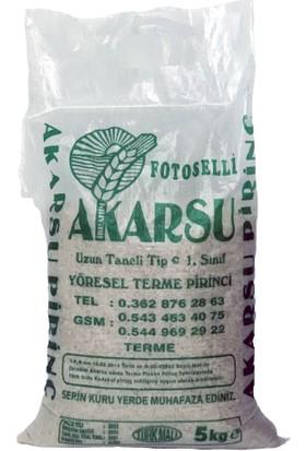 Akarsu Terme Pirinci 5 kg