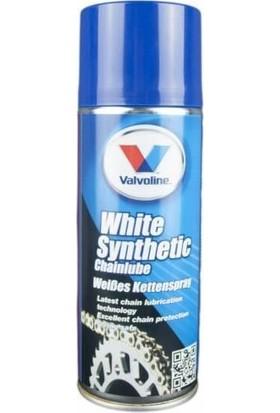 Valvoline Valvoline White Synthetic Motosiklet Zincir Spreyi 400 Ml