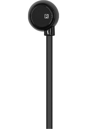 MF Product Acoustic 0098 Mikrofonlu Kablolu Kulak İçi Kulaklık Siyah