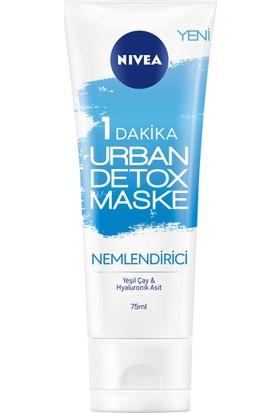 Nivea 1 Dakika Urban Detox Maske Nemlendirici 75Ml