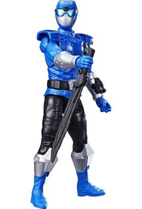 Hasbro Power Ranger Beast Morphers Dev Figür Beast Blue Ranger E5914 - E7803