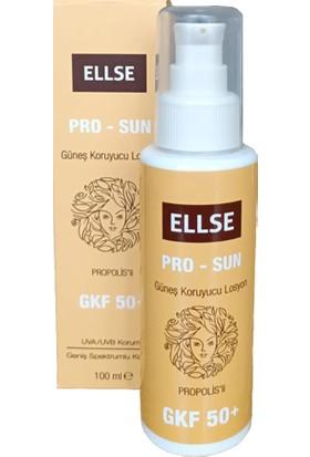 Ellse Pro-Sun Propolis'li Anti aging Güneş Koruyucu Losyon Spf 50+