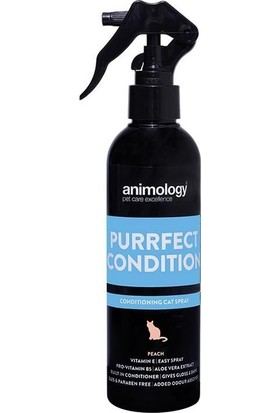 Animology Purrfect Condition Kedi Bakım Spreyi 250 ml