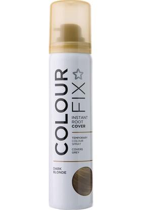 Superdrug Colour Fix Sprey Saç Boyası Blonde 75 ml