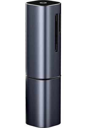 Baseus Mini-Cabin 2 in 1 USB Type-C USB 3.0 Hafıza Kart Okuyucu CADKQ-A03