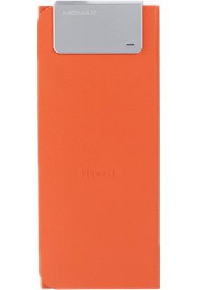Momax Katlama Mouse Pad 10W Turuncu Kırmızı QM2R Şarj Momax Q Mouse Pad Kablosuz (Yurt Dışından)