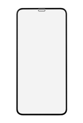 Momax Iphone XS Max / XR / XS Cam Pro 3D Full Frame Cam Sticker Ekran Koruyucu