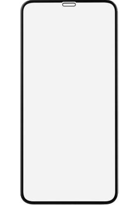 Momax Apple Iphone XS Max Glass Ekran Koruyucu 3D Full Frame Ekran Koruyucu 0.3 mm Pro