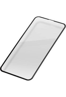 """Momax Ekran Koruyucu Iphone 11 6.1"""" Yumuşak ve Sert Tam Ekran Temperli Cam Filmi 0.2 mm"""