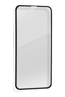 """Momax Ekran Koruyucu Iphone 11 Pro Max 6.5"""" Yumuşak ve Sert Tam Ekran Temperli Cam Filmi 0.2 mm"""