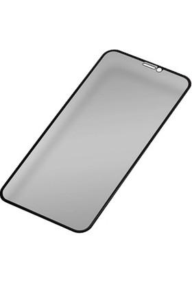 Momax Iphone 11 Pro 5.8 3D Gizlilik Camı Ekran Koruyucu Siyah