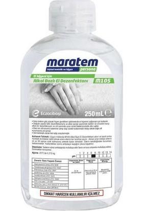 Maratem Eczacıbaşı El Dezenfektanı 250 ml