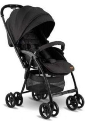 BabyHope BH - 3100 Viva Çift Yönlü Hafif Bebek Arabası - Siyah