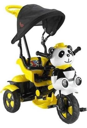 BabyHope Little Panda Sarı
