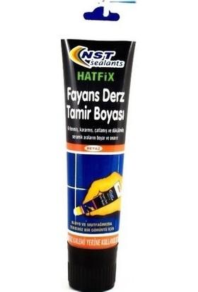 NST Hatfix Fayans Derz Boyası Beyaz 125 gr