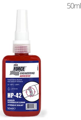 Ems Force Hp-42 Hidrolik ve Pnömatik Sızdırmazlık 50 ml