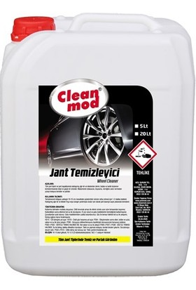 Cleanmod Jant Temizleyici 5 lt