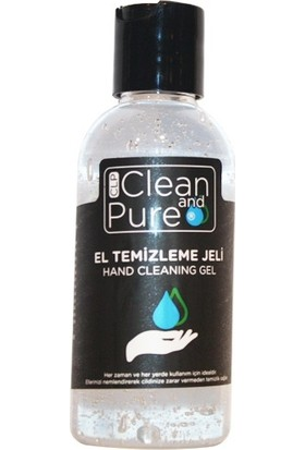 Clp Clean And Pure El Temizleyici Dezenfektan 150 ml