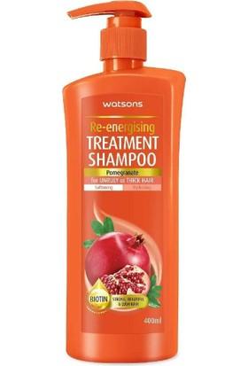 Watsons Pomegranate Re-Energising Treatment Şampuan 400ml