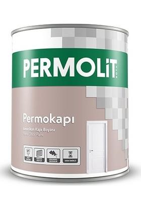 Permolit Permokapı Amerikan Kapı Boyası Beyaz 0.75 Litre
