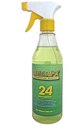 Dezenfx Antibakteriyel Solüsyon 500 ml