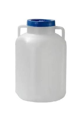 Hak Plastik 10 Litre Fıçı Bidon (Salça Turşu Yağ Zeytin Bidonu)