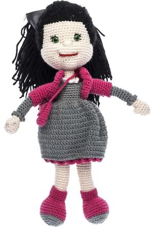 6.video/Kolay Amigurumi Barbie Bebek Kafa Yapımı | CROCHET Video ... | 443x300